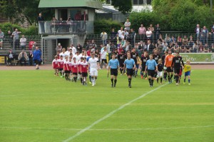 0:1 – Salmrohr verpasst Aufstieg in die Regionalliga