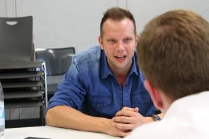 """""""Manchmal, da reißt es mich mit und treibt mich weg"""" – Wolff-Christoph Fuss im Interview"""