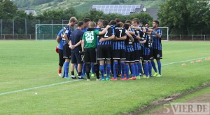 Eintracht Trier ohne Angst nach Homburg