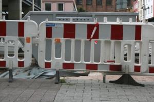 SWT Trier – Leitungsarbeiten in der Maarstraße
