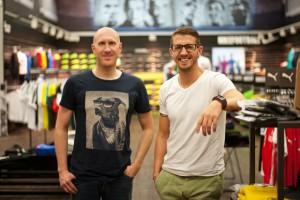 Sport-Fleck Trier: Seit acht Jahren am Ball