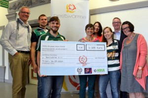 4. Charity Touch-Rugby-Turnier