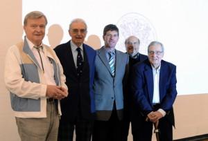 Emeriti-Treffen von historischem Wert