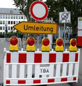 SWT News: Wasserrohrbruch in der Biewerer Straße