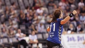 Überragende Verena Flöck sichert Sieg im Abstiegsduell
