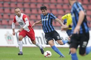 Eintracht Trier mit Punktgewinn in Kassel