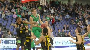 TBB Trier startet mit Niederlage ins neue Jahr