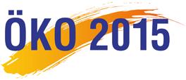 ÖKO 2015 mit mehr als 120 Ausstellern