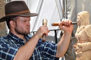 Trierer Handwerkermarkt Anfang Juli