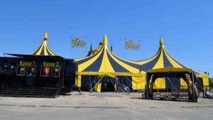 Circus Flic Flac feiert Premiere