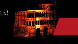 Illuminale Trier  2015 – Schwaches Leuchten