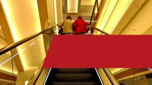 TRIER-IM-BLICK: Rolltreppenstress Treverorum