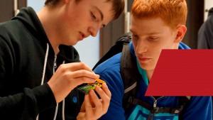 3D Druck für Jugendliche an der Hochschule Trier