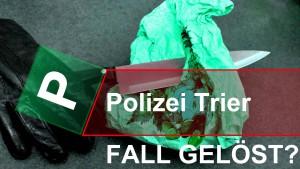 Pistolendieb aus Trier-West geschnappt?