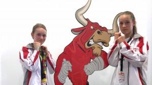 Kickbox-WM in Spanien – Den Stier am Hals gepackt