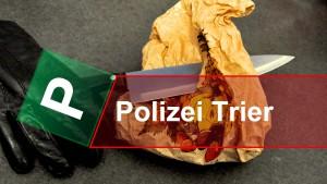 Pistolengewalt in Trier-Wester Bäckerei