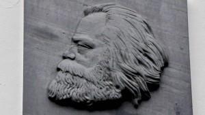 Sperrungen wegen Marx-Fest