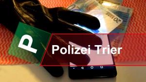 In Trier West gehen Einbrecher um