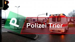 Verkehrsunfall mit Flucht in Saarburg