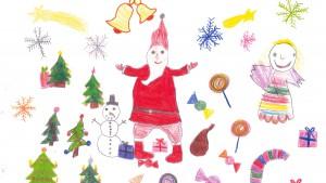 Weihnachten ist die Zeit der Kinder
