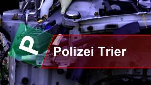 """Verkehrsunfall mit zwei verletzten Personen auf der """"Pellinger"""""""