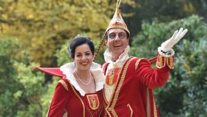 Der Trierer Karneval feiert mit Prinzessin Semra I.