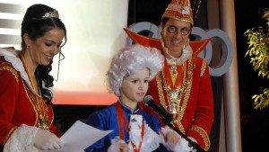 Karneval ist Klavier, Karate und Leon Christen