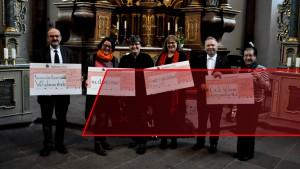 Wohltaten kommen zusammen in Trier