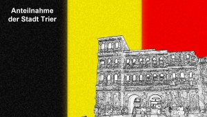 Anschläge in Brüssel: OB Leibe übermittelt Anteilnahme