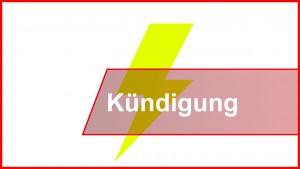 Sonderkündigungsrecht bei Strompreisänderung