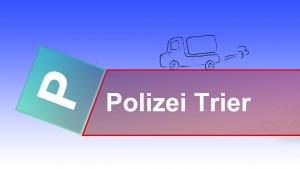 LKW verletzt PKW in Trier