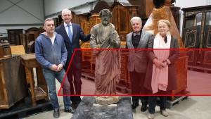 ENDLICH: Petrus kehrt heim nach Trier