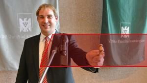 Maximilian von Kunow für WINE AWARD nominiert
