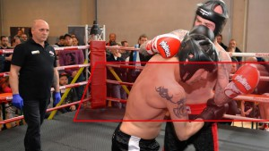 Kickbox-Turnier in Trier