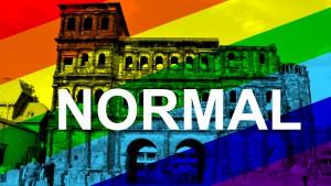 Homosexualität ist nicht krank