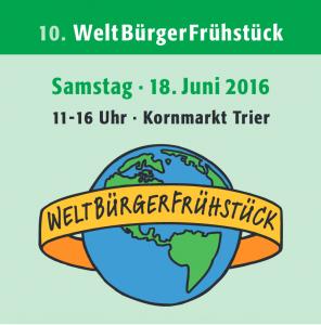 Trier fair & nachhaltig gestalten – beim WeltBürgerFrühstück
