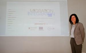 Gute Integration mit Unterstützung aus dem Netz