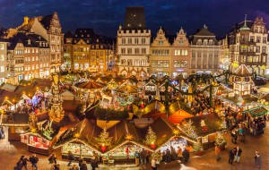 Trierer Weihnachtsmarkt seit heute videoüberwacht