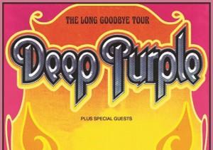 Deep Purple in der Rockhal 2017