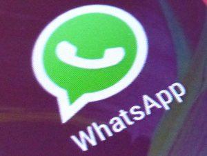 Zur Ausbildung über WhatsApp?