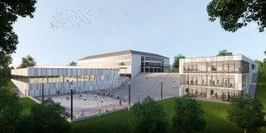 Bitburg peppt das St. Willibrord Gymnasium auf