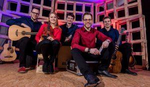 Klangbild – Akustik Band tourt durch die Region