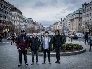 Music Monday: Eine Bitburger Band auf Tour in Ost-Europa