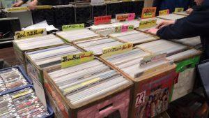 Im Anschluss an den RSD: Schallplattenbörse in Esch/Alzette