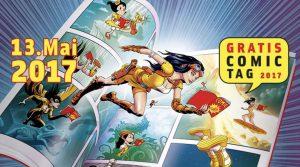 Gratis Comic Tag 2017 – Comics umsonst!