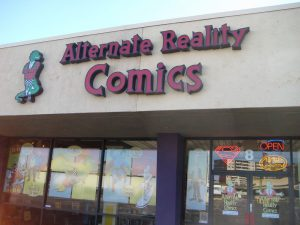 Sunny Sunday: Der deutsche Comichändler in Las Vegas