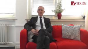 Im Interview: Oberbürgermeister Wolfram Leibe