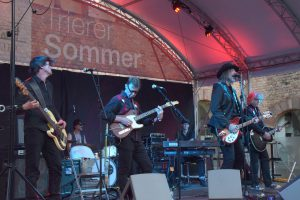 Music Monday: Rückblick auf das Sumo Rex Brunnenhof Open Air