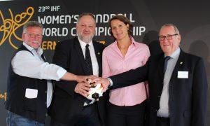 Frauen-Handball WM 2017: Auslosung der Gruppen