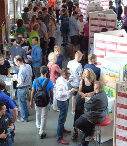 Heute und morgen: Ausbildungsmesse FUTURE in Trier
